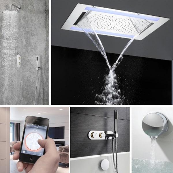 محصولات هوشمند سازی لولهکشی آب ساختمان
