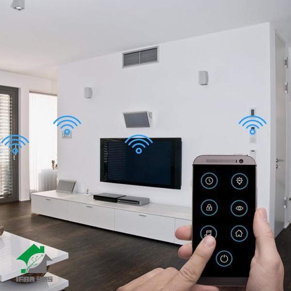 راه اندازی خانه هوشمند به صورت بی سیم