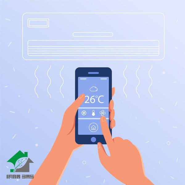 سیستم کنترل دمای هوشمند