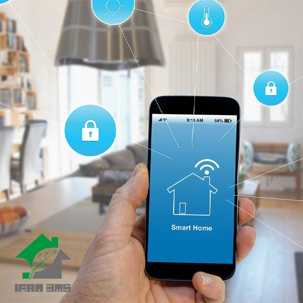 سیستم خانه هوشمند بی سیم