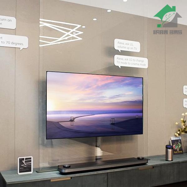 خانه هوشمند ThinQ Home