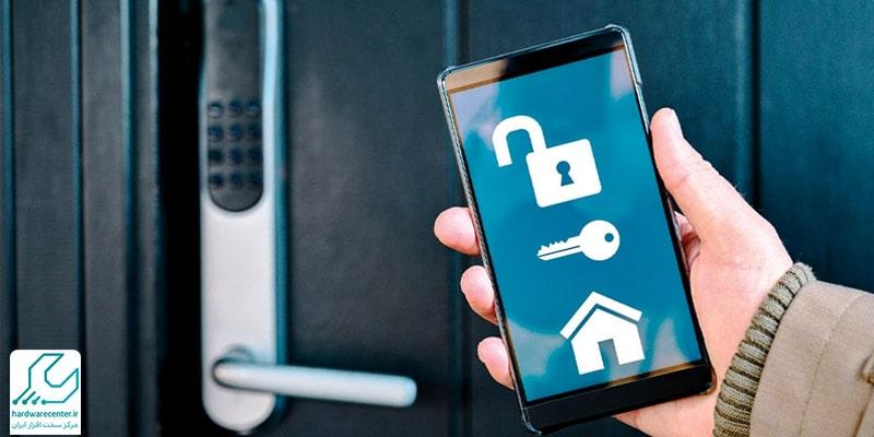 افزایش امنیت در خانه هوشمند